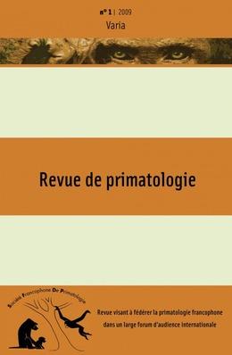 1 | 2009 - Varia - Primatologie