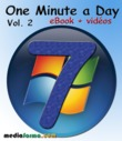 Windows 7 - One Minute a Day Vol. 2 with Videos