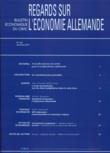 102 | 2011 - Varia - Economie allemande