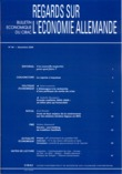 94 | 2009 - Varia - Economie allemande