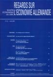 92 | 2009 - Varia - Economie allemande