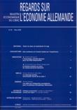 90 | 2009 - Varia - Economie allemande