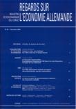 89 | 2008 - Varia - Economie allemande
