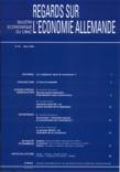 85 | 2008 - Varia - Economie allemande