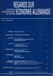 84 | 2007 - Varia - Economie allemande
