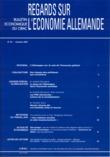 83 | 2007 - Varia - Economie allemande