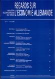 77 | 2006 - 77 - Economie allemande