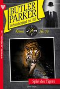 Butler Parker 70 - Kriminalroman