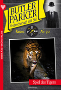 Butler Parker 70 – Kriminalroman