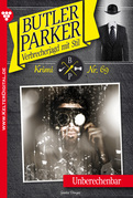 Butler Parker 69 - Kriminalroman