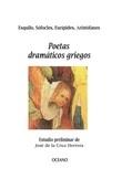 Poetas dramáticos griegos
