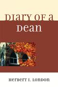Diary of a Dean