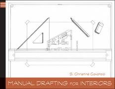 Manual Drafting for Interiors