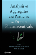 Analysis of Aggregates and Particles in Protein Pharmaceuticals