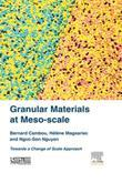 Granular Materials at Meso-scale: Towards a Change of Scale Approach
