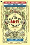 The Old Farmer's Almanac 2017: Special Anniversary Edition