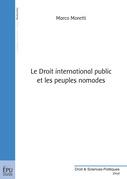 Le Droit international public et les peuples nomades