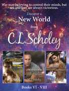 New World Series: Books 6, 7, & 8