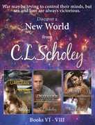 New World Series: Books 6, 7, & 8