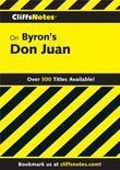 CliffsNotes on Byron's Don Juan