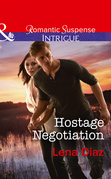 Hostage Negotiation (Mills & Boon Intrigue) (Marshland Justice, Book 4)