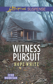 Witness Pursuit (Mills & Boon Love Inspired Suspense) (Echo Mountain, Book 5)