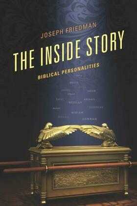 The Inside Story: Biblical Personalities