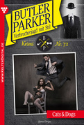 Butler Parker 72 - Kriminalroman