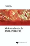 Phénoménologie du merveilleux