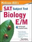 McGraw-Hill's SAT Subject Test Biology E/M, 3rd Edition