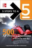 5 Steps to a 5 500 AP Physics Questions to Know by Test Day