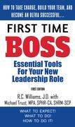 First Time Boss: Essential Tools for Your New Leadership Role