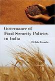Governance of Food Security Policies in India