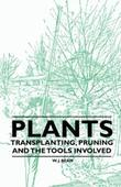 Plants - Transplanting, Pruning and the Tools Involved