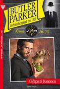 Butler Parker 73 – Kriminalroman