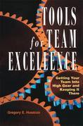 Tools for Team Excellence