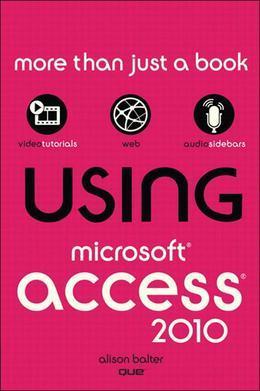 Using Microsoft Access 2010