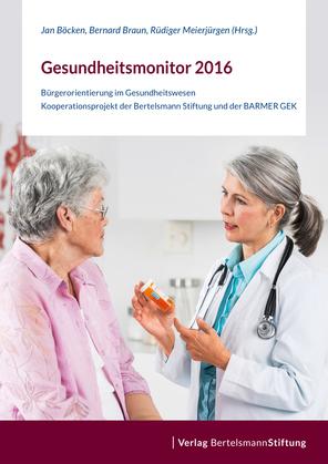 Gesundheitsmonitor 2016