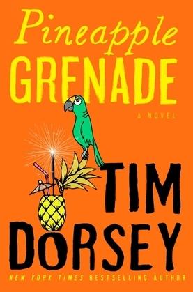 Pineapple Grenade: A Novel