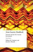 Asian Security Handbook: Terrorism and the New Security Environment