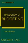 Handbook of Budgeting