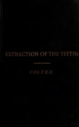 Extraction of the Teeth