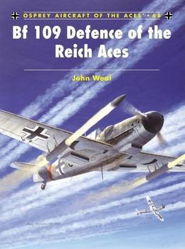 Bf 109 Defence of the Reich Aces