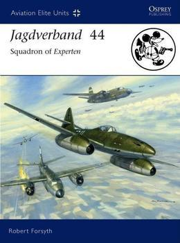 Jagdverband  44: Squadron of Experten