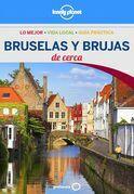 Bruselas y Brujas De cerca 3 (Lonely Planet)