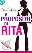 A proposito di Rita