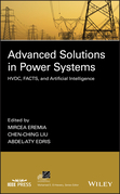 Advanced Solutions in Power Systems