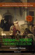 D'Artagnan and the Musketeers: The Complete Collection