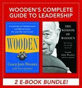 Wooden's Complete Guide to Leadership (EBOOK BUNDLE)