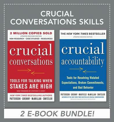 Crucial Conversations Skills (EBOOK BUNDLE)